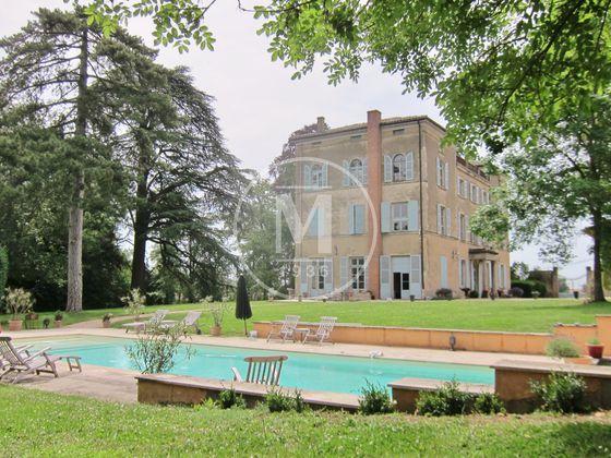 Vente château 15 pièces 870 m2