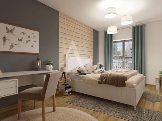Vente appartement 4 pièces 129,05 m2