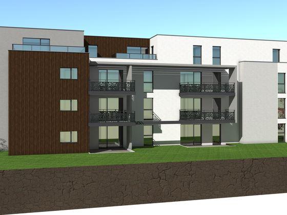Vente appartement 3 pièces 61,25 m2