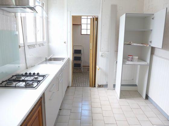 Vente maison 3 pièces 63,27 m2