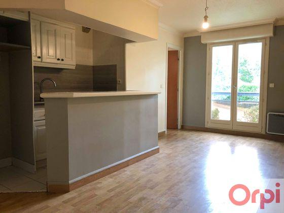 Vente appartement 2 pièces 36,85 m2