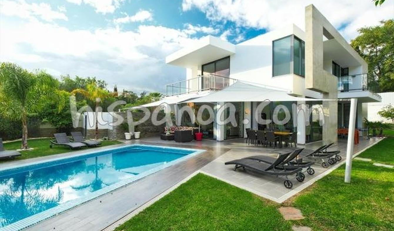 Villa avec piscine et terrasse Olhos de Água