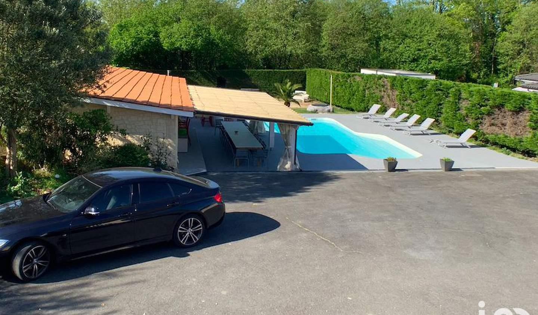Maison avec piscine et terrasse Ambares-et-lagrave