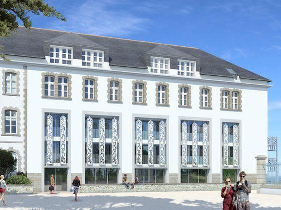 Vente appartement 2 pièces 44,08 m2