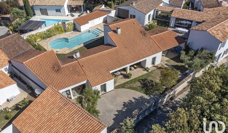 Maison avec piscine et terrasse La Flotte
