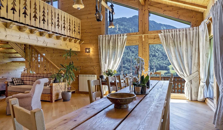Maison avec terrasse Vacheresse