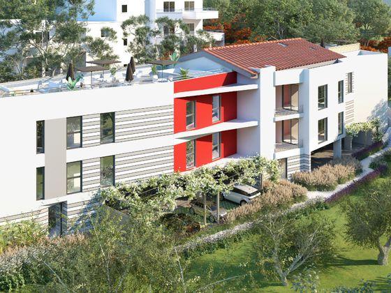 Vente appartement 2 pièces 43,84 m2