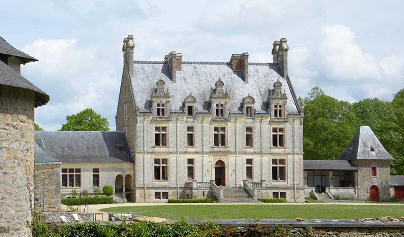 Castle Loire-Atlantique