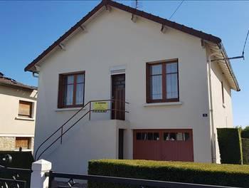 Maison 3 pièces 59 m2