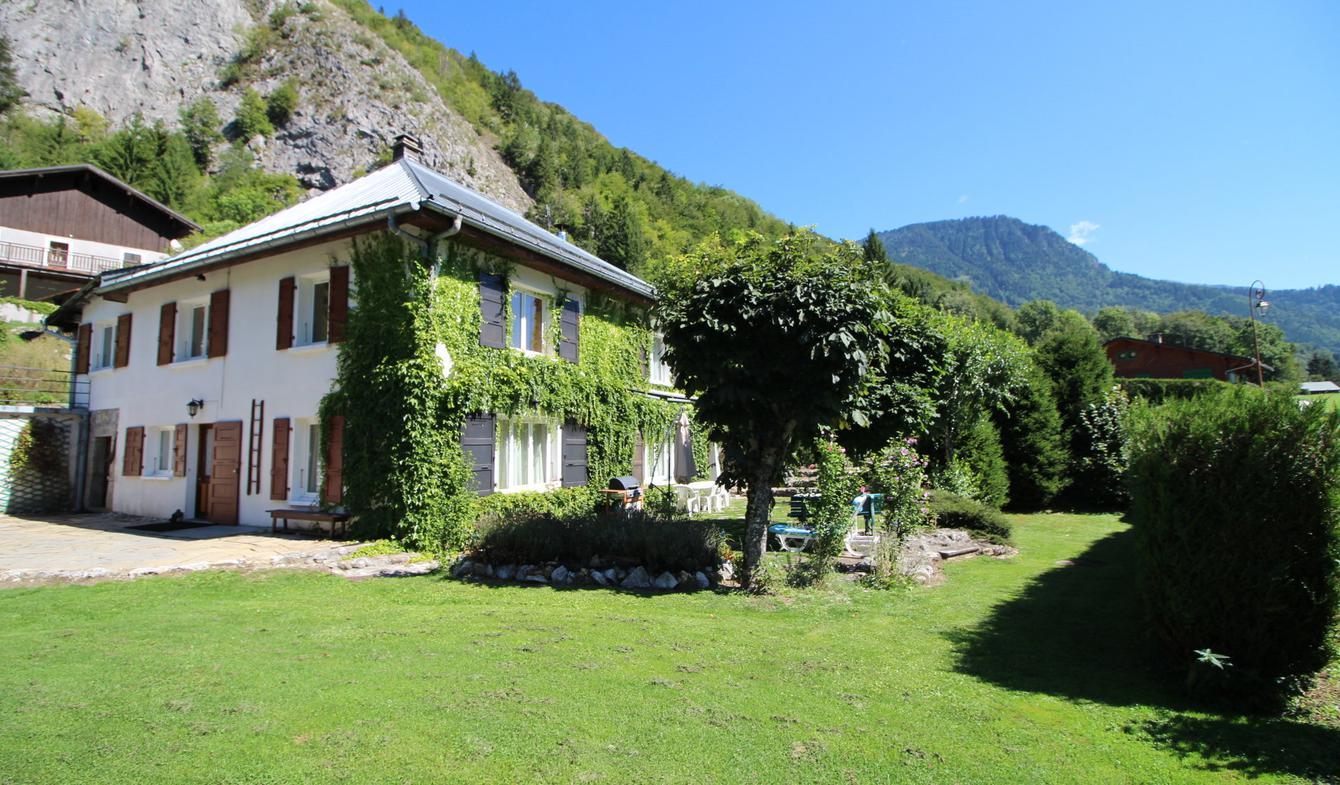 Maison Saint-Jean-d'Aulps