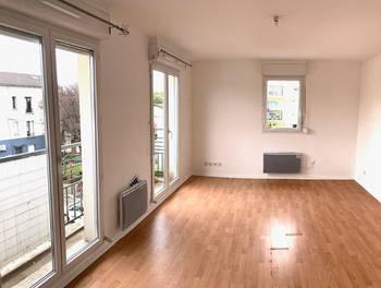 Appartement 2 pièces 40,83 m2