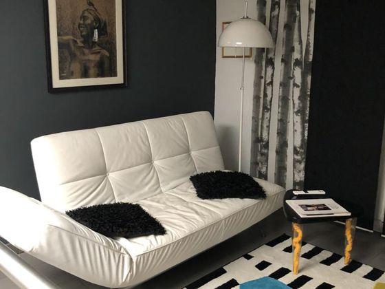 Location appartement meublé 3 pièces 40 m2