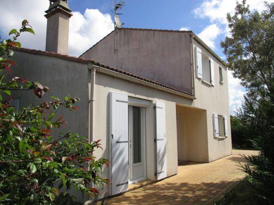 Vente maison 6 pièces 106,86 m2