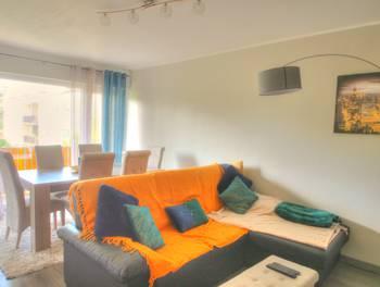 Appartement 3 pièces 72,31 m2