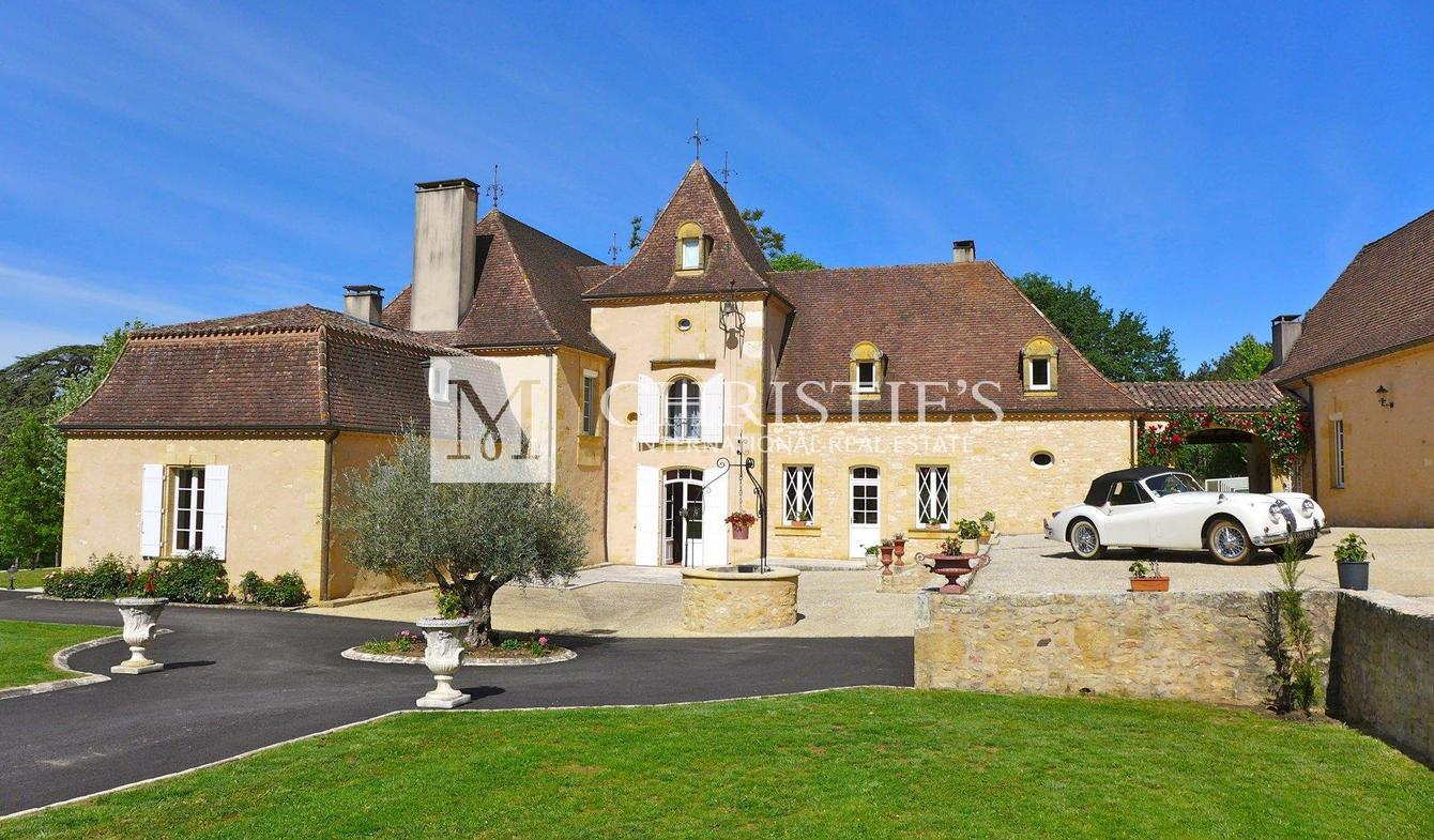 Château Le Bugue