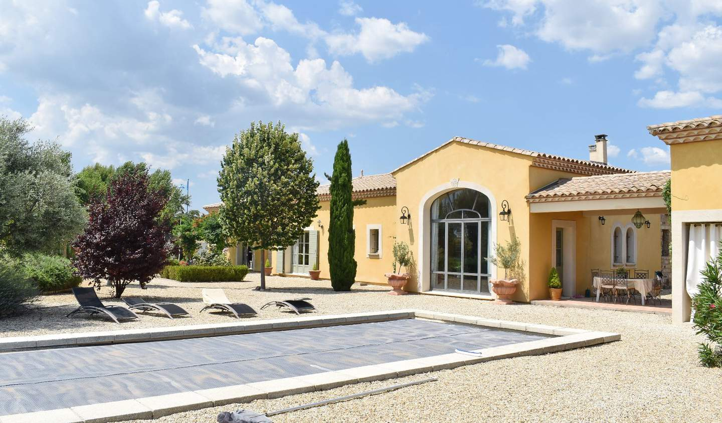 Property with pool Pezenas