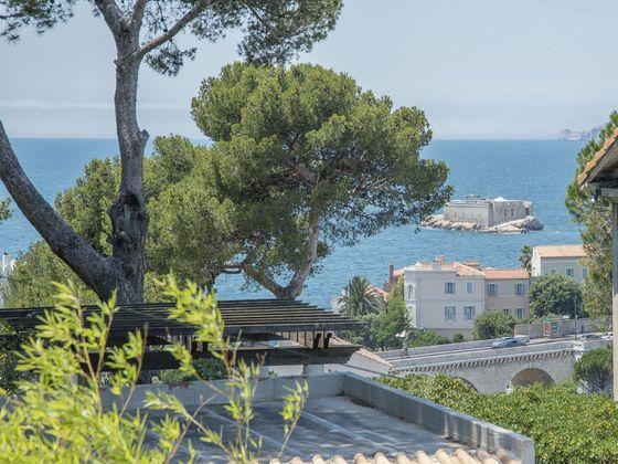 Marseille 7ème, Villa