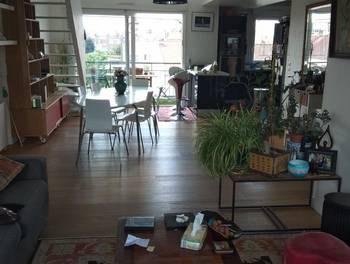 Appartement meublé 5 pièces 116 m2