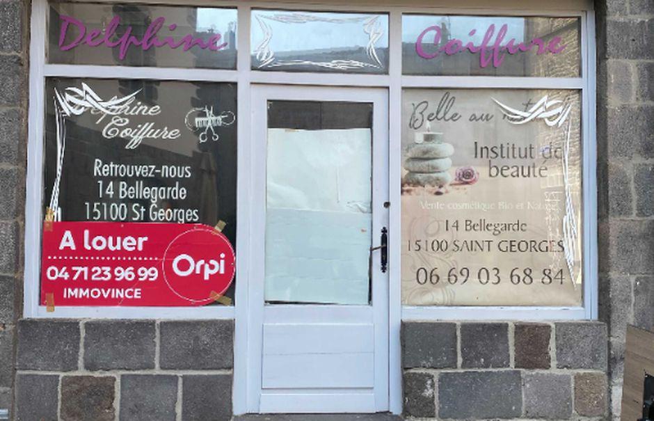 Location  locaux professionnels  52 m² à Saint-Flour (15100), 400 €