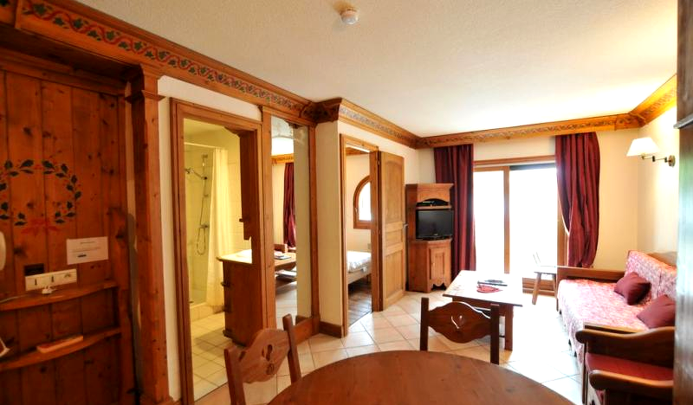 Appartement avec terrasse Argentiere