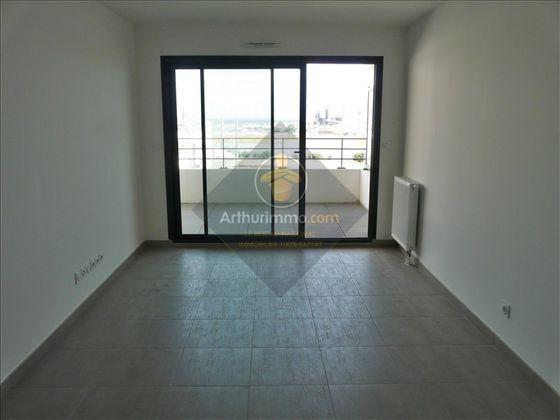 Vente appartement 3 pièces 56,92 m2