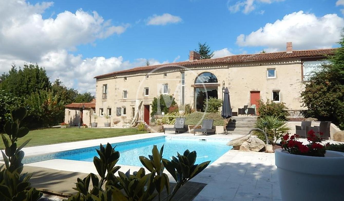 Maison avec piscine Bressuire