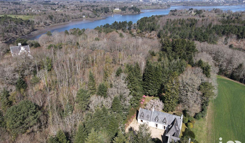 Maison avec terrasse Gouesnach