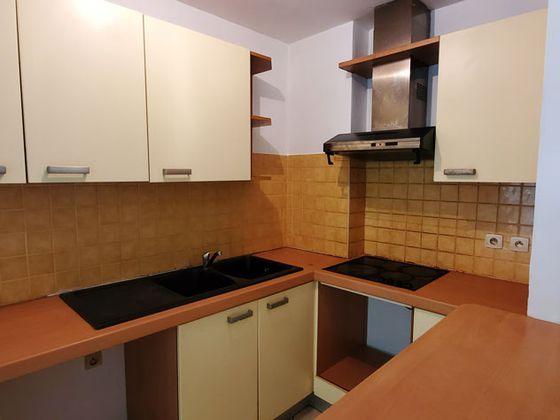 Vente appartement 2 pièces 60,38 m2