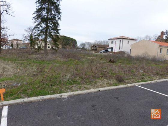 Vente terrain 360 m2