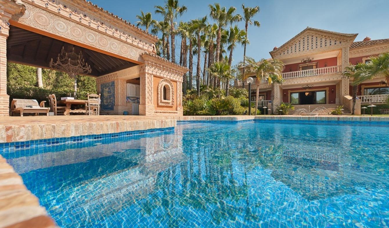 Propriété avec jardin Marbella
