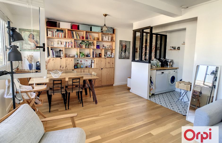 Vente appartement 3 pièces 50.45 m² à Issy-les-Moulineaux (92130), 510 000 €