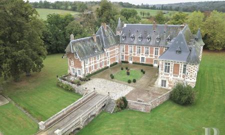 Notre Dame De Courson Castle For Sale Buy Castle