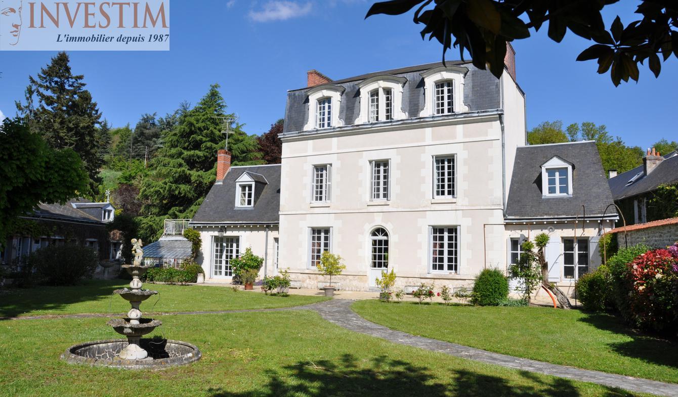 Maison avec piscine et terrasse Blois