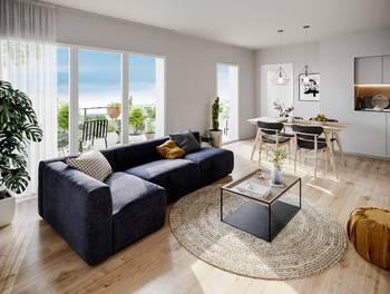 Appartement 2 pièces 48,06 m2