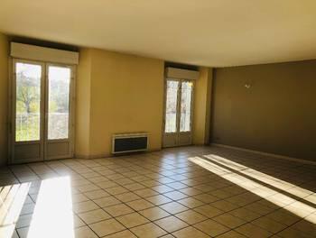 Appartement 4 pièces 96,58 m2
