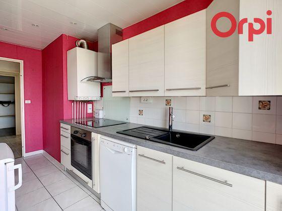 Vente appartement 4 pièces 76,32 m2
