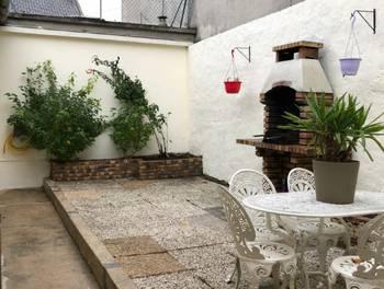 Maison meublée 4 pièces 80 m2