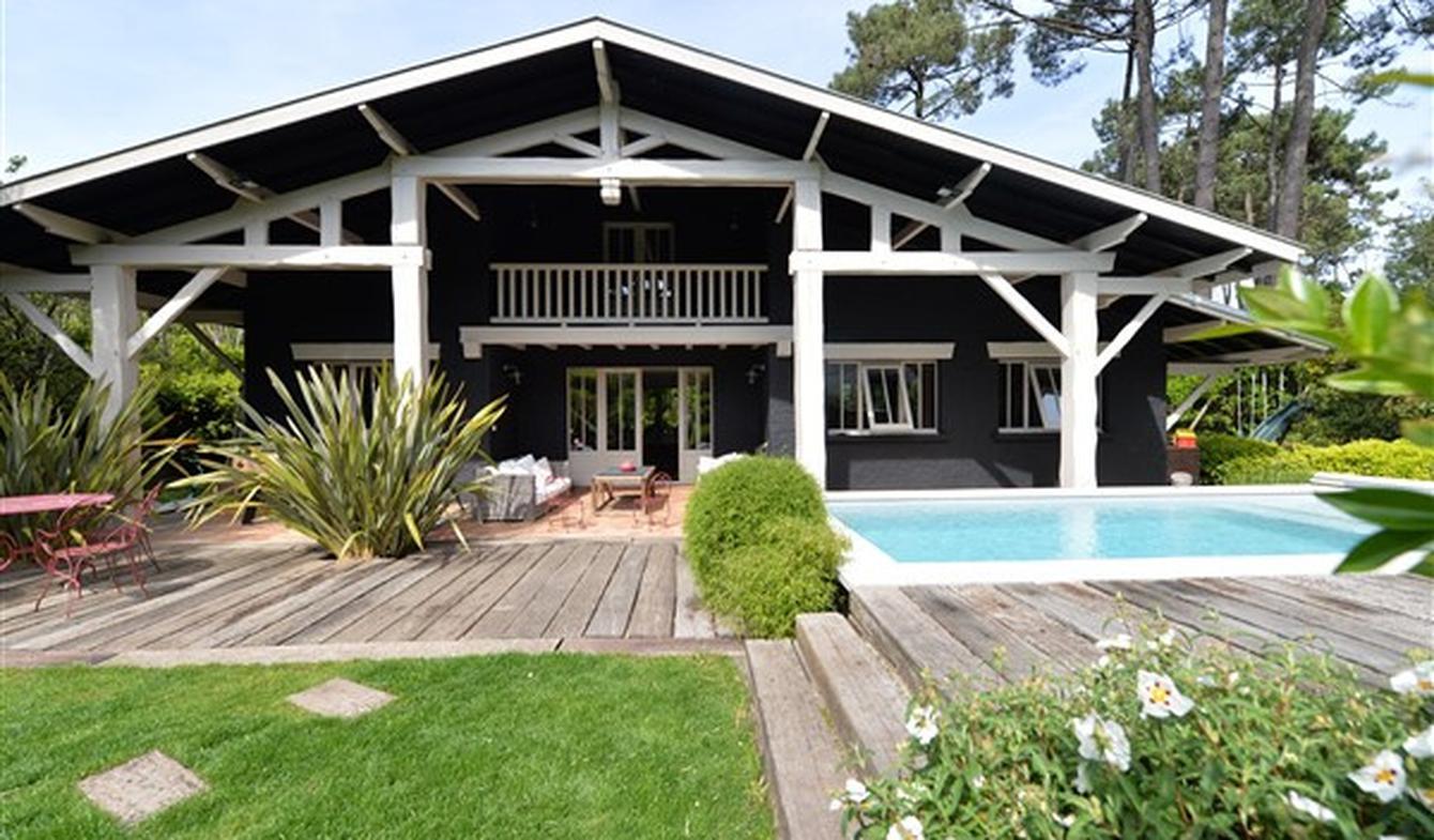 Villa avec piscine Le canon
