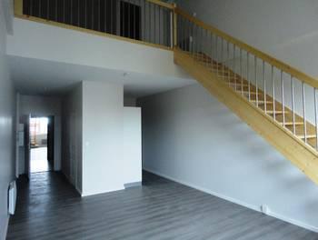Appartement 2 pièces 63,63 m2