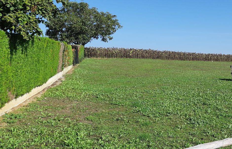 Vente terrain  1042 m² à Saint-Caprais (18400), 31 000 €