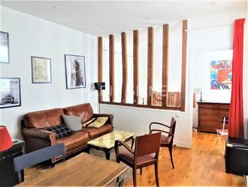 Appartement meublé 2 pièces 30,18 m2