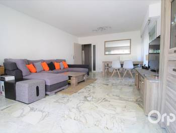 Appartement 4 pièces 106,59 m2
