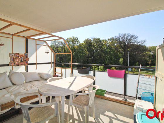 Location appartement 3 pièces 61,6 m2