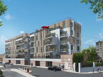Appartement 2 pièces 48,95 m2