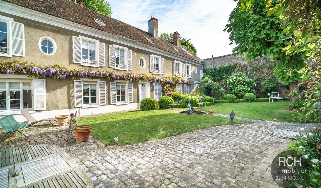 Maison avec terrasse Neauphle-le-Château