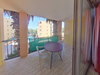 Appartement 2 pièces 33,86 m2