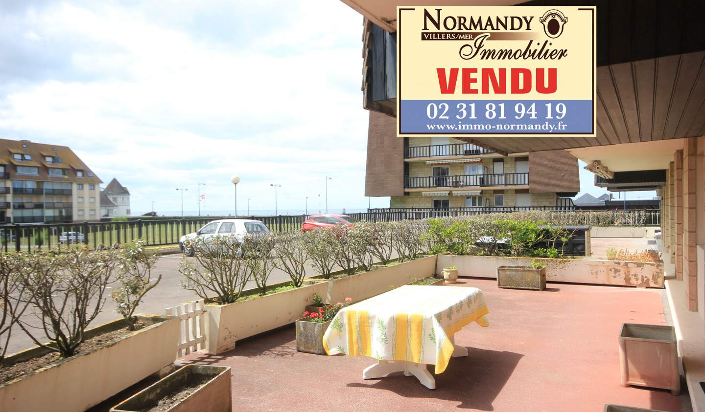 Apartment with terrace Villers-sur-Mer