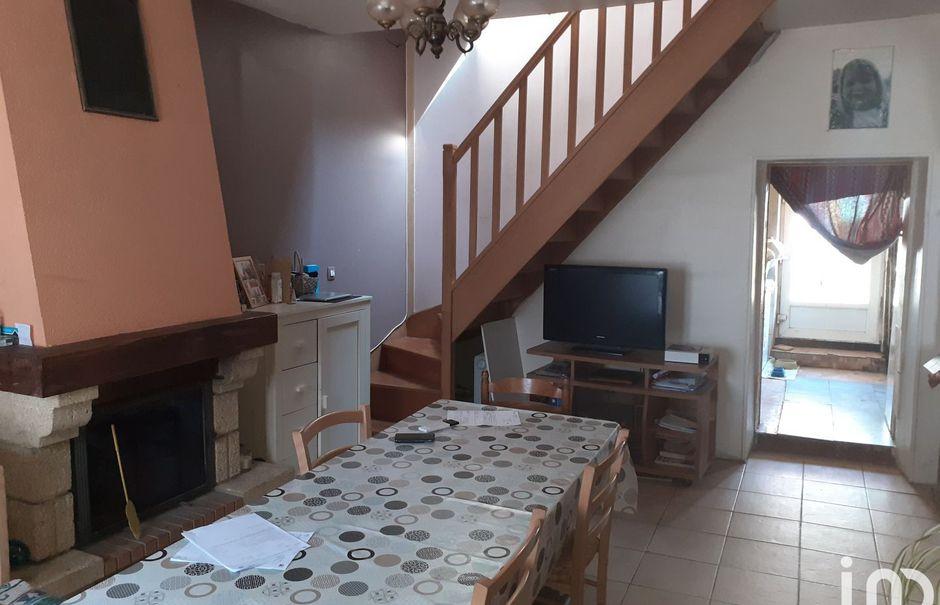 Vente maison 3 pièces 61 m² à Courcemont (72110), 55 000 €