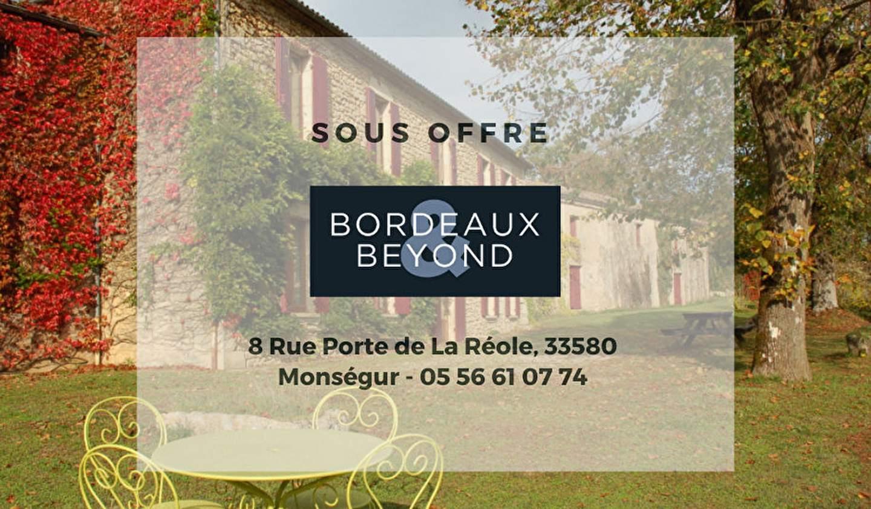 Maison Monsegur