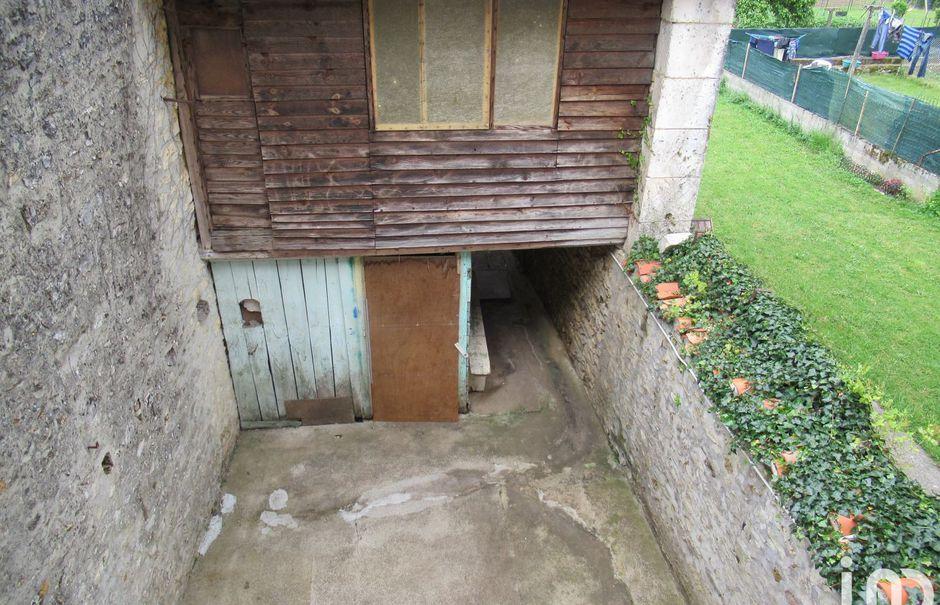 Vente maison 3 pièces 73 m² à Saint-Claud (16450), 54 500 €
